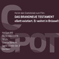 Kino-Hot-Spot am 17.3.2016